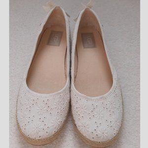 Ugg K Tassy eyelet shoe